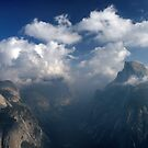 Glacier Point by Christophe Testi