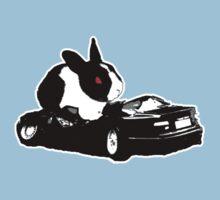 Rabbits revenge by Gavin King