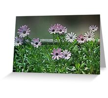 The Earth Laughs in Flowers... Greeting Card