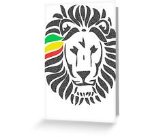 Lion Order LRG Greeting Card