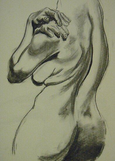 Mia - 15min sketch by Troy Wekwerth