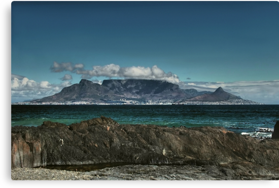 Table Mountain by Macky