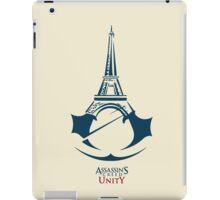 Assassin's Creed: Unity by AronGilli iPad Case/Skin