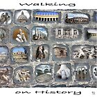 Walking on History  by Sandro Rossi