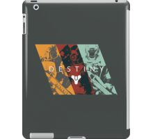 Destiny - Classes by AronGilli iPad Case/Skin