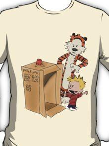 Calvin's new ride T-Shirt