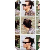 Harry Styles Man Bun Apreciation iPhone Case/Skin