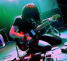 Takaakira Goto of Japanese instrumental rock band MONO by Stuart Blythe