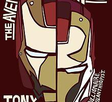 Iron Man by Tegan  Crocker