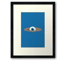 Sherlock tea 02 Framed Print