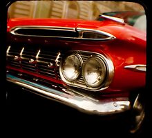 chevrolet by Lou McGill