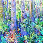 Rainforest Tamborine Mountaint #1 by Virginia McGowan