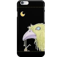 When The Green Crow Brings You Dreams of Shelter iPhone Case/Skin