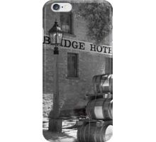 Bridge Hotel iPhone Case/Skin
