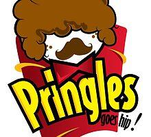 Pringles goes hip by Pyu8424