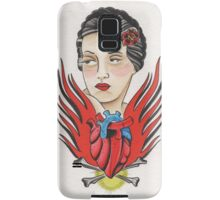 Sin Amor Samsung Galaxy Case/Skin