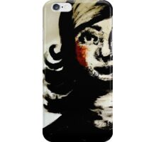 la petite femme iPhone Case/Skin