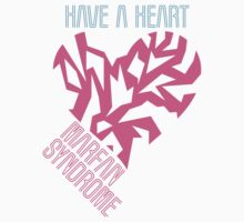 Have a Heart For Marfan Syndrome Kids Clothes
