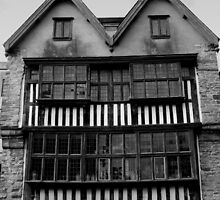 Ye Olde Merchant House, Plymouth. by Wayne Holman
