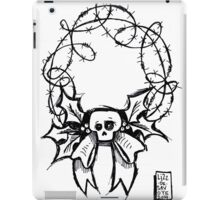 Spooky Wreath iPad Case/Skin
