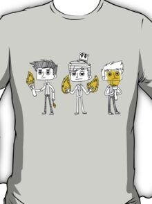 Foster The People Cartoon T-Shirt