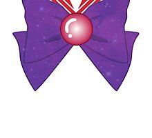 Galactic Sailor Mars Bow by Valentina Cariel