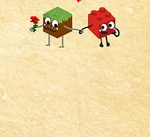 Building Love  by Sophie Green