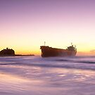Pasha Bulker, Newcastle, NSW by Matt  Lauder