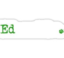 Ed, You're Edorable Sticker