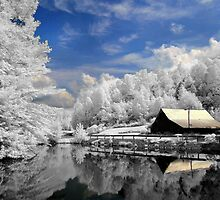 Infrared Mill by Kevin D. Raney