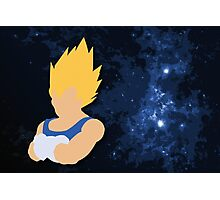Vegeta SSJ Photographic Print
