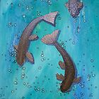 fish by Leanne Inwood