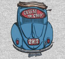 Cruise the Coop  T-Shirt