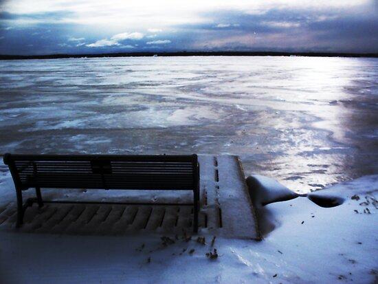 Frozen Day by nikspix