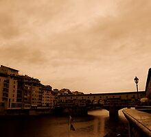 Ponte Vecchio by Micah Sampson