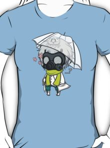 [Clear] What's Under the Mask? T-Shirt
