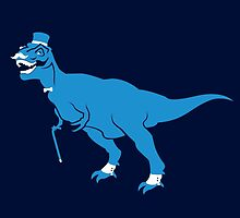 Sir T-Rex by amorphia