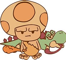 Cave Toad by TheGingerPale
