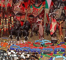 Masai Crafts by ApeArt