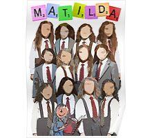 The Broadway Matildas Poster