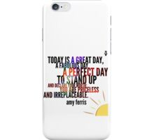 Today.. iPhone Case/Skin