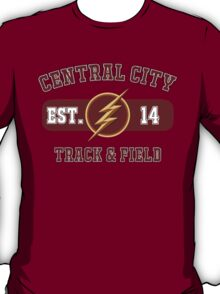 Central City Track & Field T-Shirt