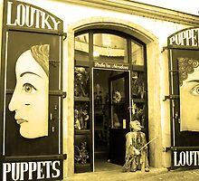 Please Enter : The Little Witch Shop by sousouxxx