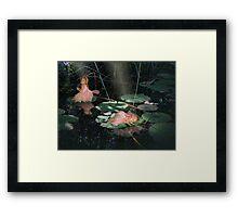 Enchanted Pond Framed Print