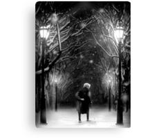 Still Lonely December 26 Canvas Print