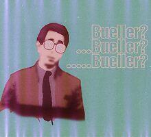 Bueller? Bueller? by dodadue89