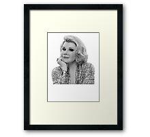 Joan Rivers Framed Print