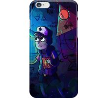 Gravity Falls (Print and Phone Case) iPhone Case/Skin