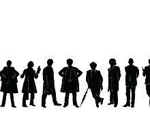 The Evolution of the Doctor by Sunshine6366