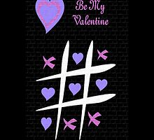 BE MY VALENTINE by Madeline M  Allen